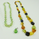 Green Amber Colliers